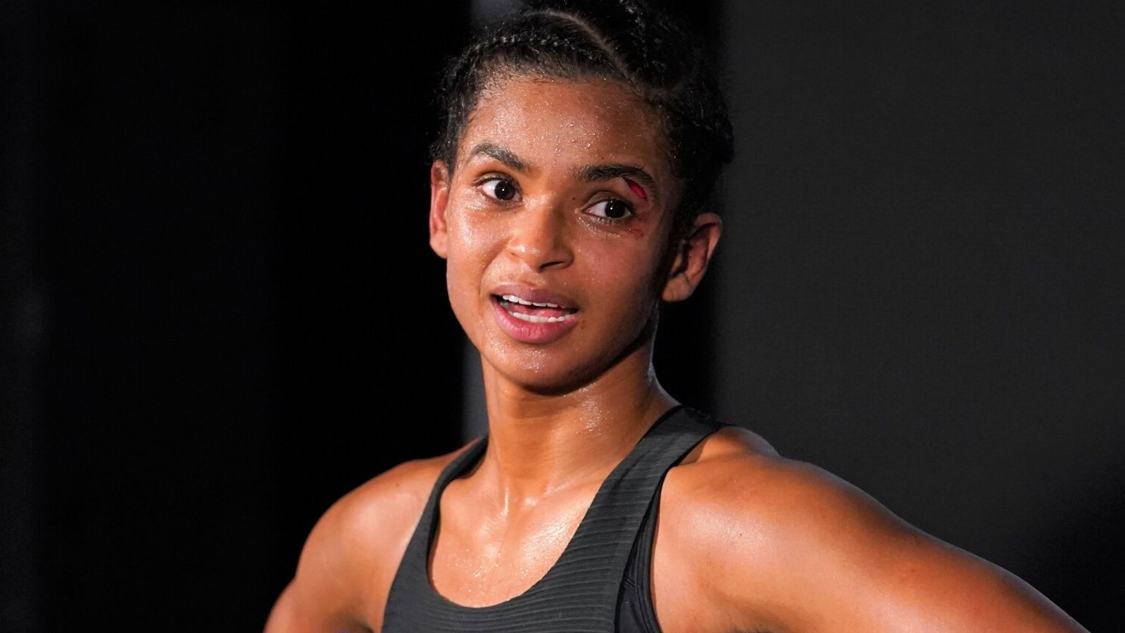 Ramla Ali suffers defeat to Claudia Nechita after making an historic appearance for Somalia at Toyko Games