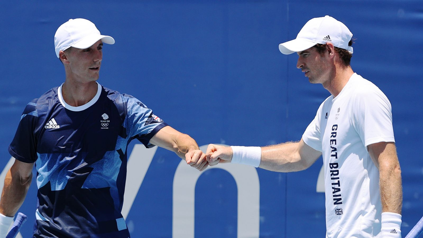 Tokyo Olympics: Andy Murray and Joe Salisbury through but Heather Watson knocked out