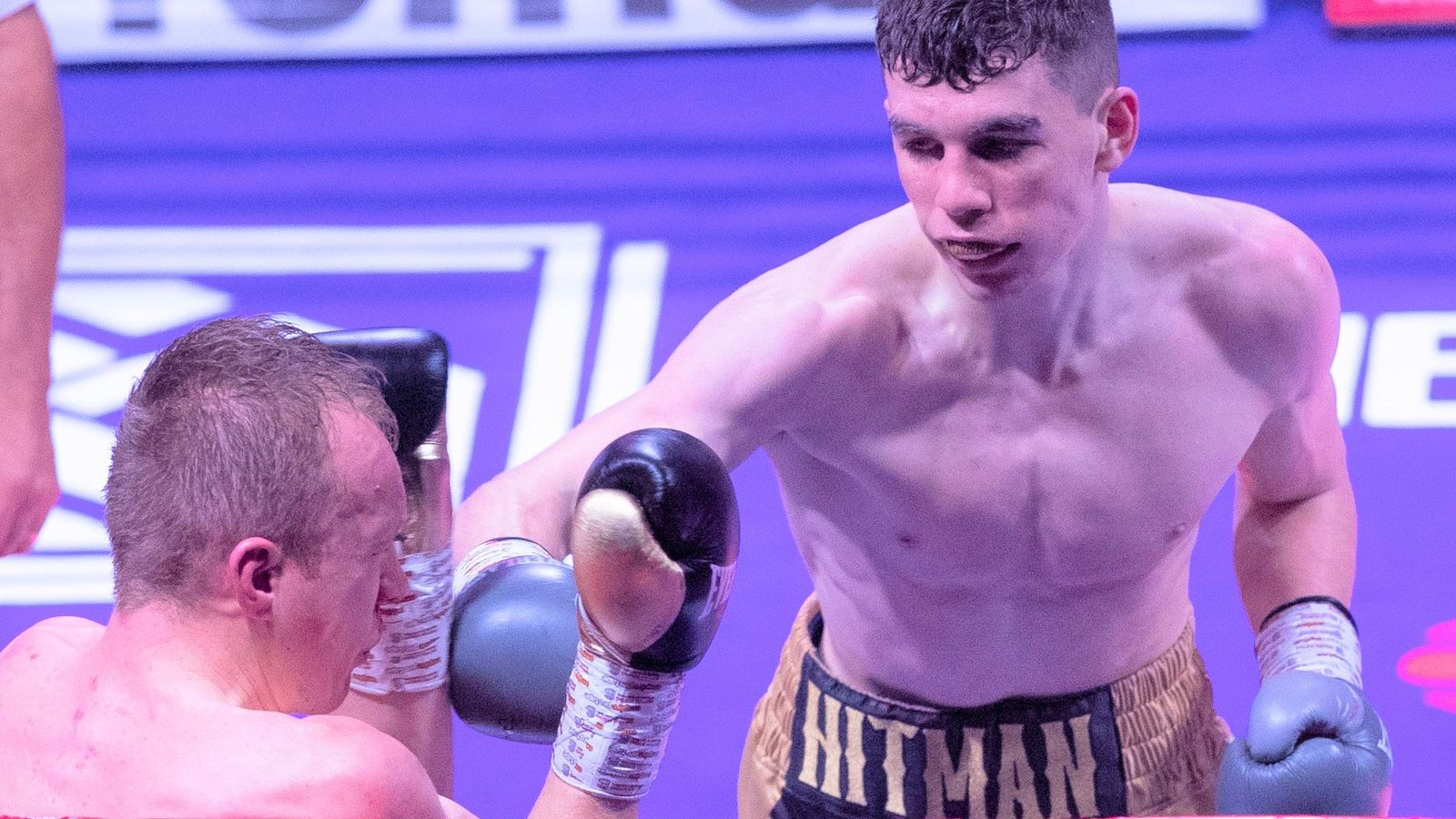 Stevie McKenna studies the brutal body shots of Gennadiy Golovkin and says he's an opponent's worst nightmare