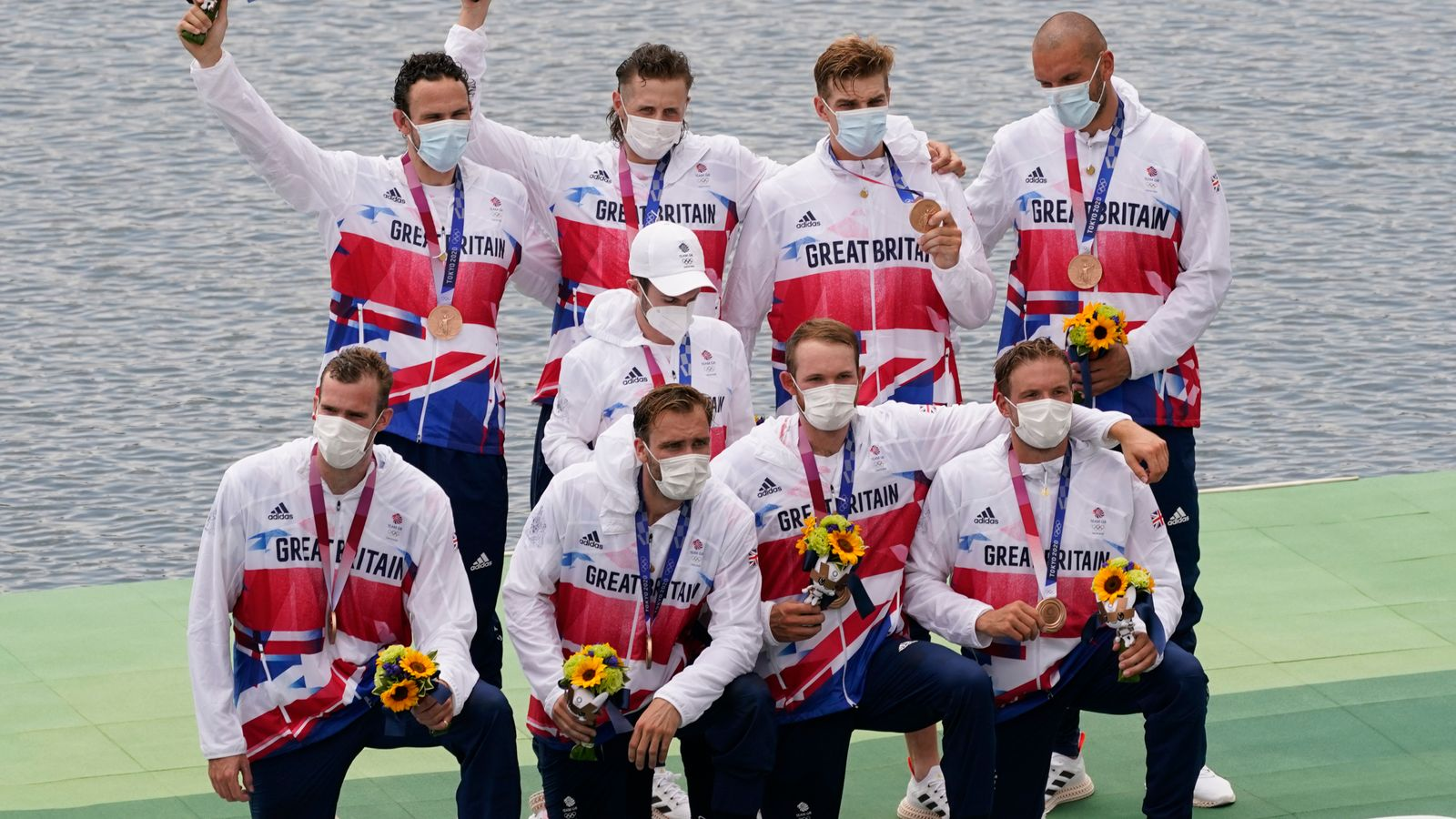 Tokyo 2020 Olympics: Great Britain win bronze in men's eight to claim second rowing medal