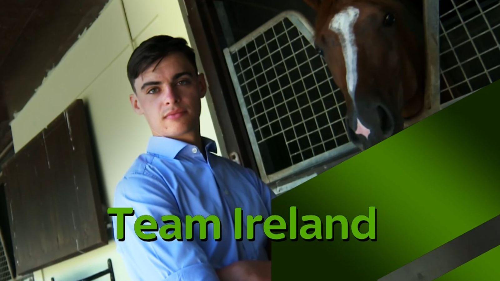 Racing League: Meet Team Ireland featuring Joseph O'Brien, Donnacha O'Brien, David Egan, Gavin Ryan and Dylan Browne McMonagle
