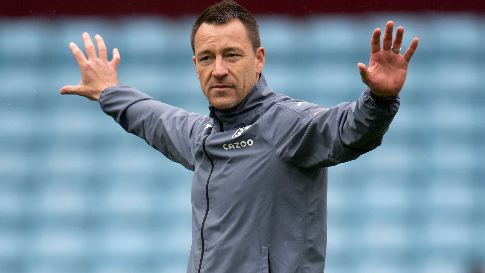 John Terry: Aston Villa assistant head coach leaves club after three years on Dean Smith's coaching staff