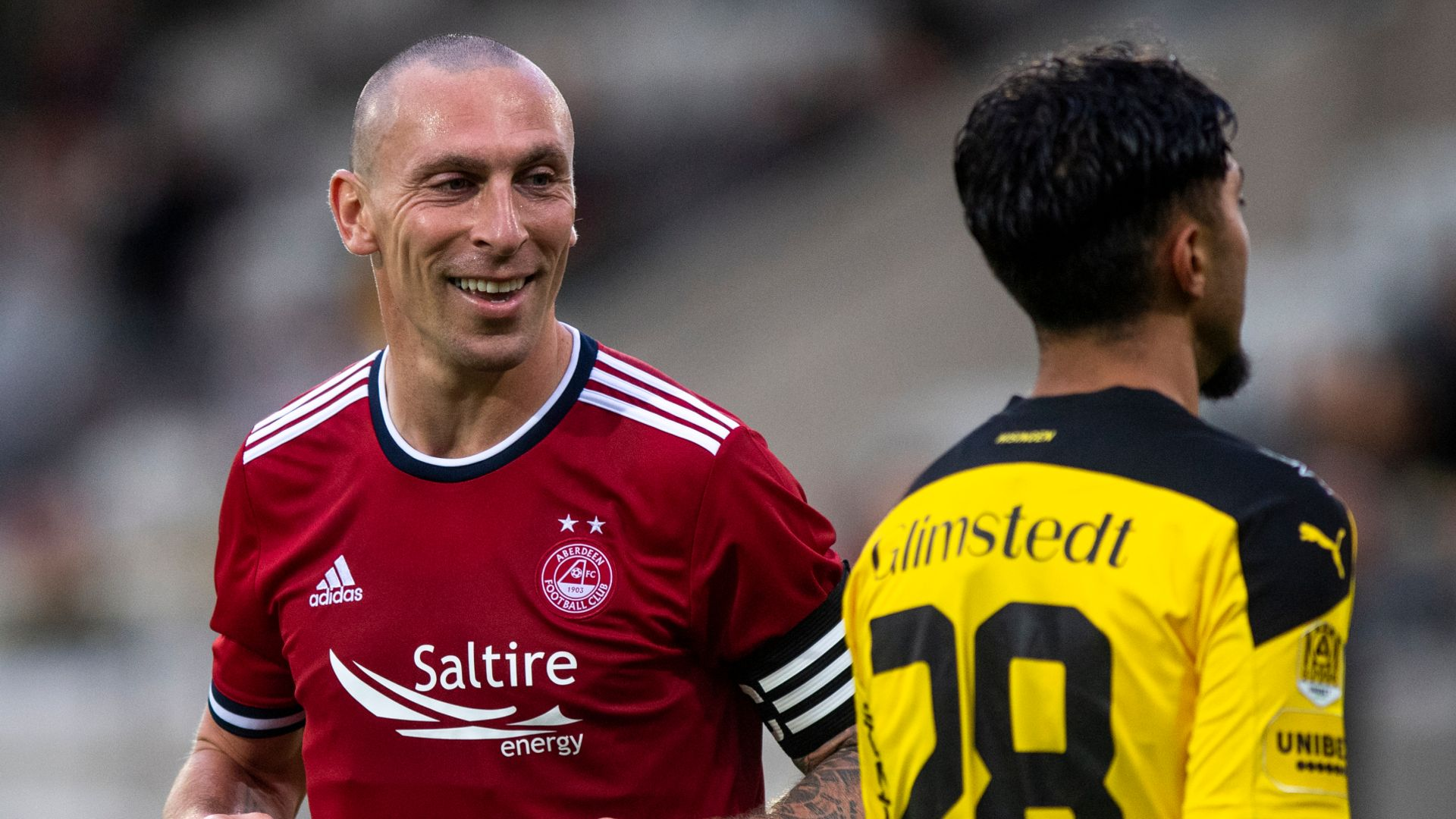 ECL round-up: Aberdeen and Hibs cruise through