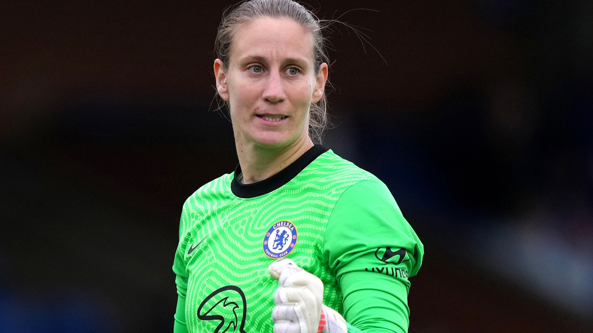 Chelsea goalkeeper Ann-Katrin Berger signs new contract until 2024 | Football