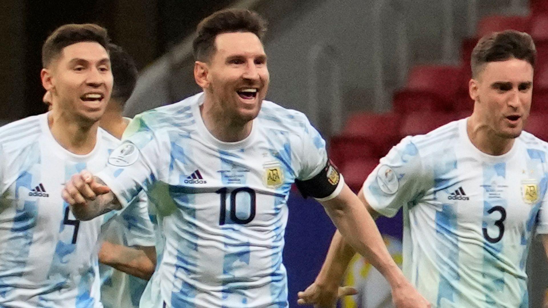 Copa America: Argentina to face Brazil in final