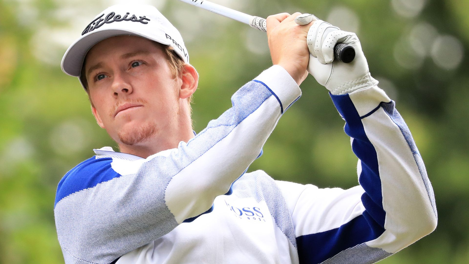 Hillier leads Smith at ISPS Handa