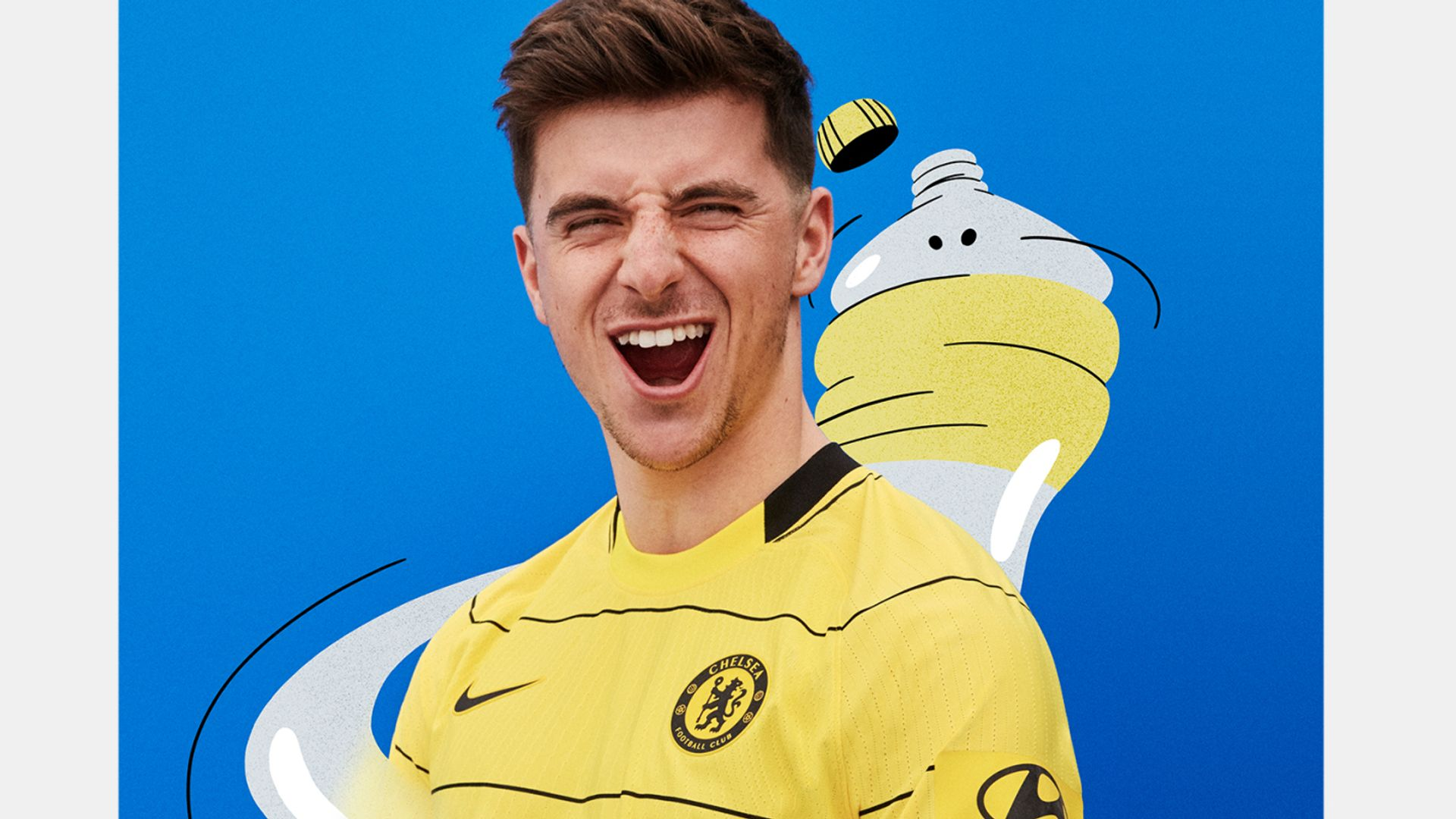 Premier League kits for 2021/22: Chelsea return to yellow away kit