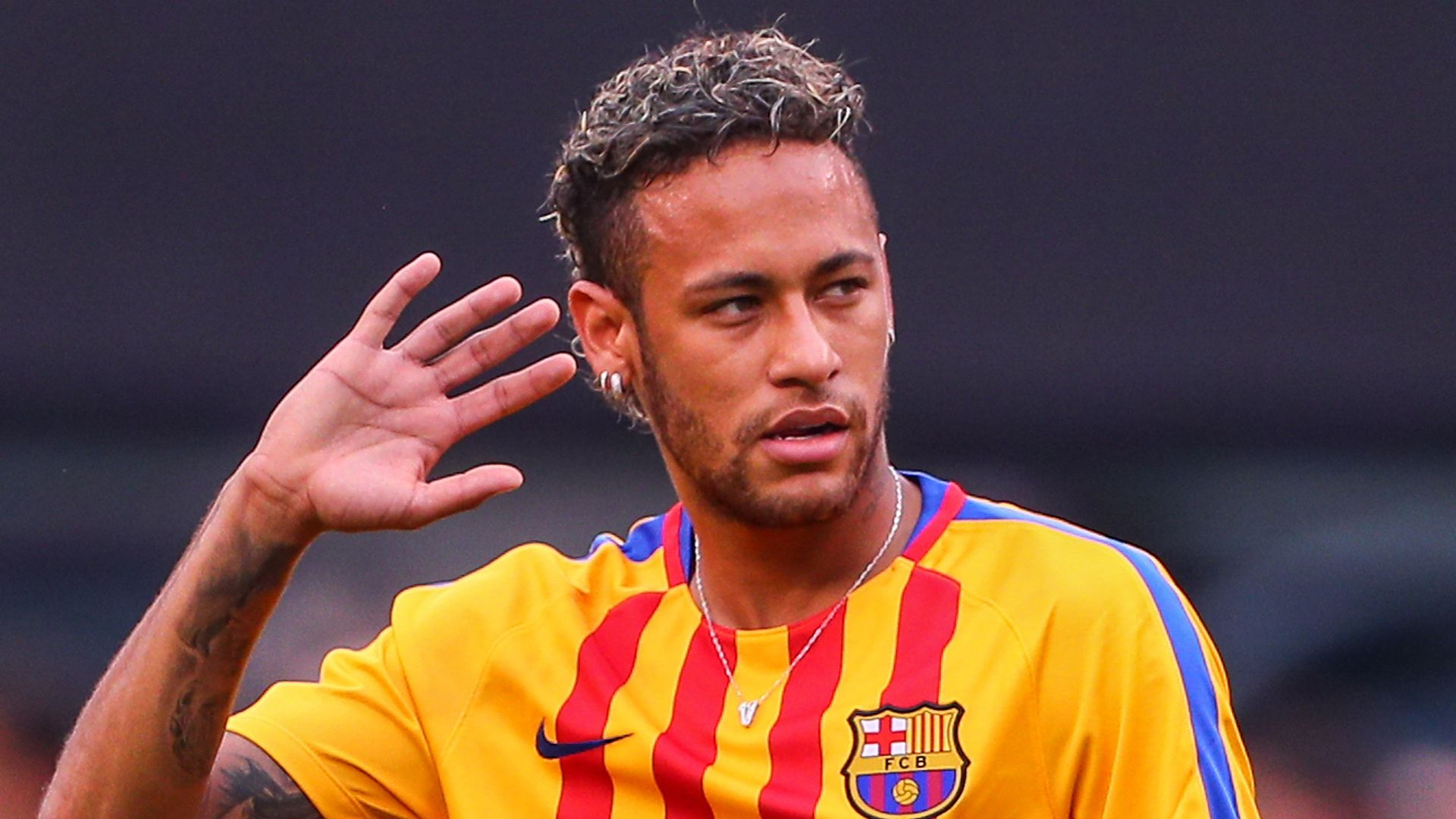 Barcelona and Neymar end legal dispute in 'amicable' out-of-court settlement |