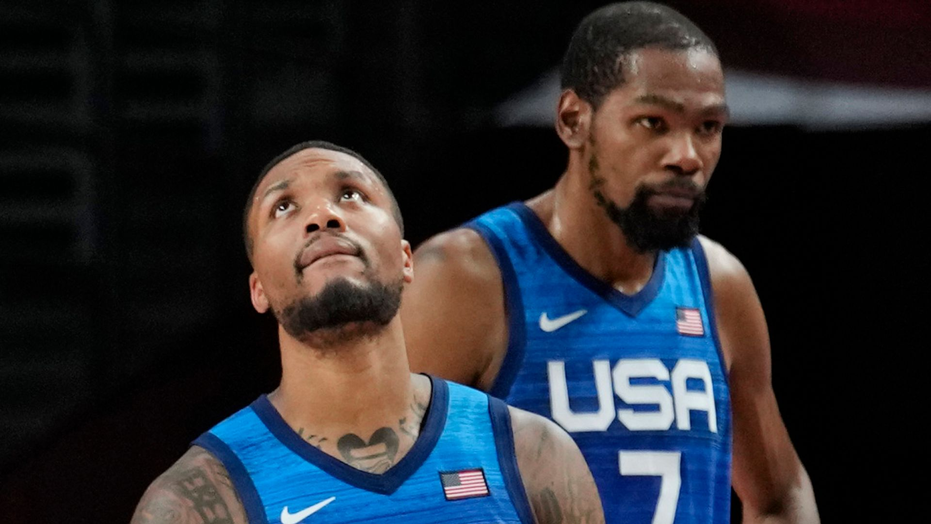 USA stunned by France for first Olympic loss since 2004