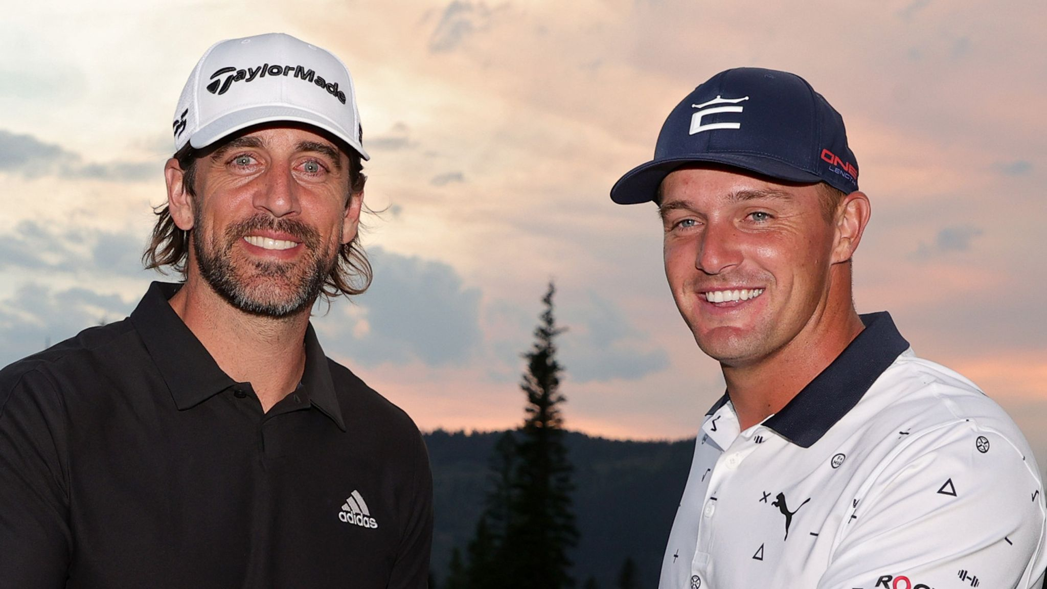 The Match: Bryson DeChambeau and Aaron Rodgers claim victory over Phil  Mickelson and Tom Brady | Golf News | Sky Sports