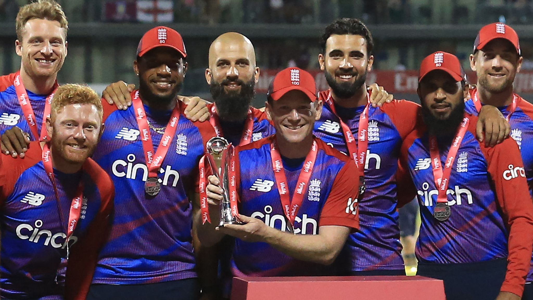 Stuart Broad thinks England will win the T20 World Cup; hails side's depth  and 'fearless' cricket   Cricket News   Sky Sports
