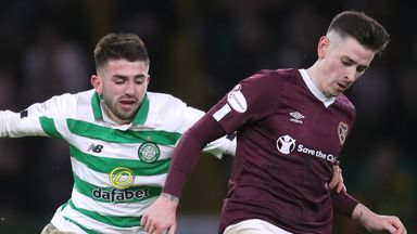 Celtic have been drawn against Hearts in the second round of the Scottish League Cup