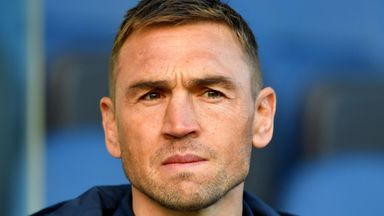 Kevin Sinfield is joining Leicester Tigers in rugby union
