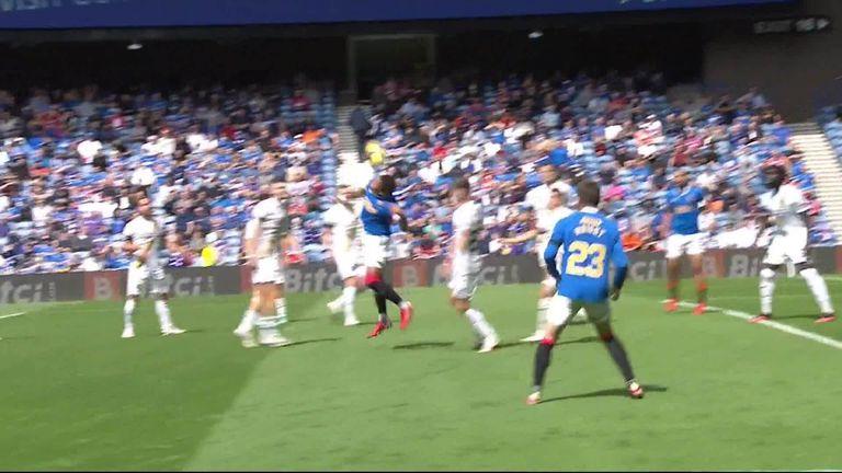 Rangers 3 – 0 Livingston