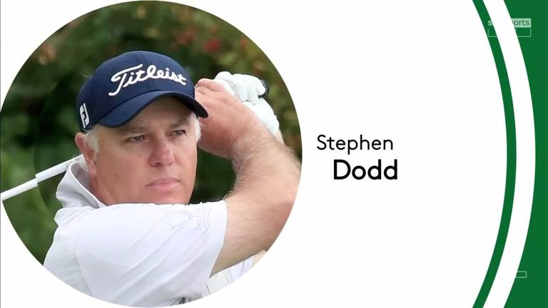 A look back at highlights from Stephen Dodd's final-round 68 at The Senior Open, where the Welshman held off a strong leaderboard to celebrate major victory.