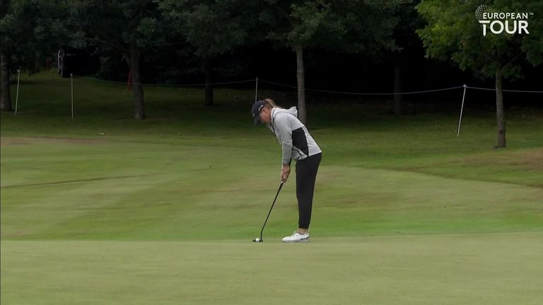 A look back at the best of the action from of the ISPS Handa World Invitational in Northern Ireland.