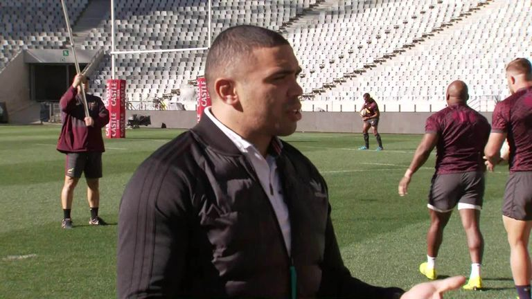 Bryan Habana says South African TMO Marius Jonker's professionalism can't be questioned after he stepped in as a late replacement ahead of the Test series between South Africa and the British and Irish Lions
