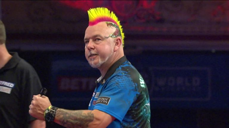 The best of the action from the final of the World Matchplay at the Winter Gardens in Blackpool.