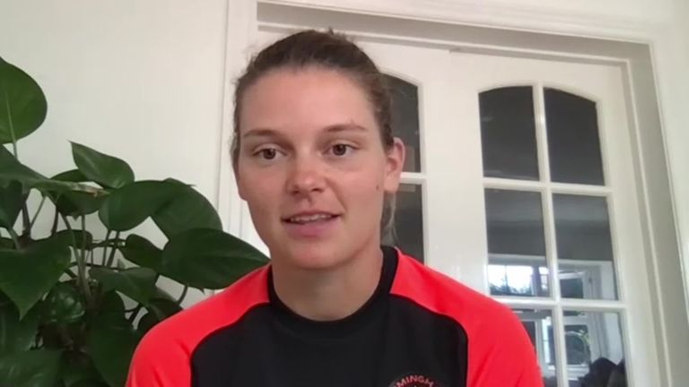 Birmingham Phoenix captain Amy Jones is expecting to see some innovative shots during The Hundred