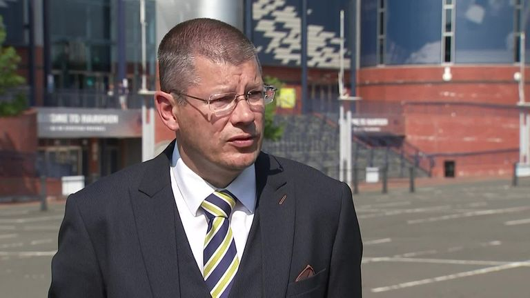Scotland to benefit from Euro 2020 experience, says Ian Maxwell, SFA Managing Director |  Football news