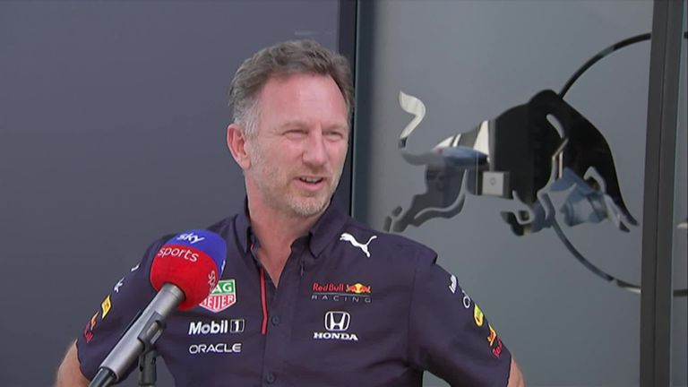 Red Bull boss Christian Horner speaks to Sky Sports F1 at the Hungarian GP on the latest fallout from the events of Silverstone.