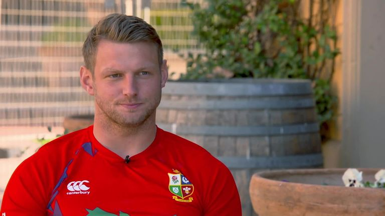 Sarra Elgan sat down with Dan Biggar to discuss his chances of a starting Lions Test jersey, and to reflect on a challenging few months for the Welsh fly-half
