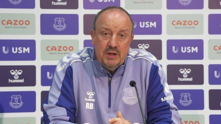 Premier League 2021/22 season preview: What are Everton's aspirations under Rafa Benitez?     Football News
