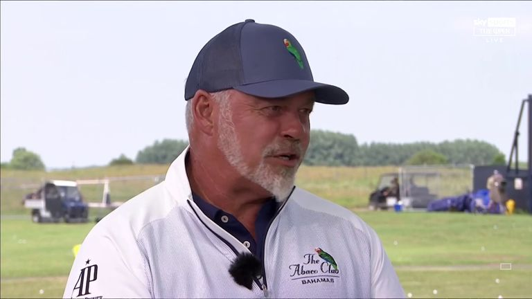 2011 Champion Golfer Darren Clarke reflects on his Open victory at Royal St George's and assesses his form on the PGA Tour Champions ahead of this year's contest.