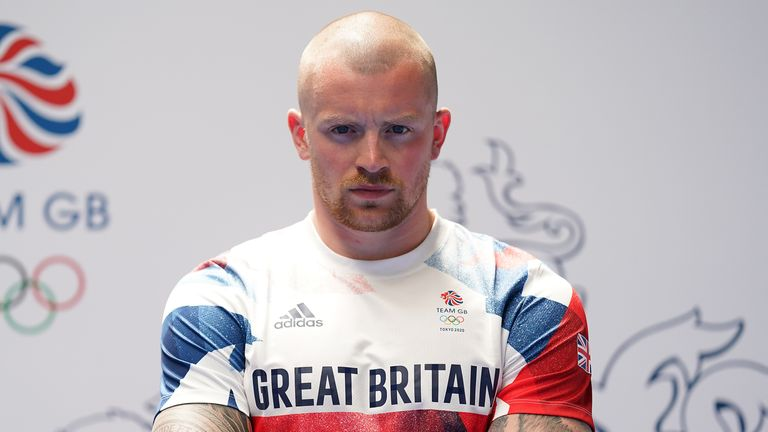 Peaty insists pressure is having a positive effect on him heading into the Tokyo Games