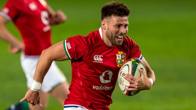 Ali Price will start for the Lions at scrum-half vs the Boks ahead of the experience of Conor Murray