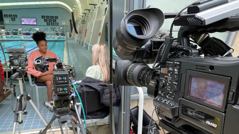 Alice Dearing speaks exclusively to Sky Sports News ahead of departing for Tokyo