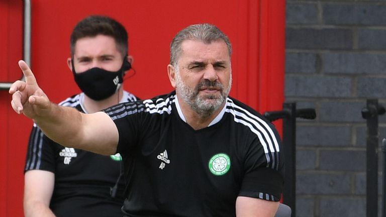Celtic boss Ange Postecoglou