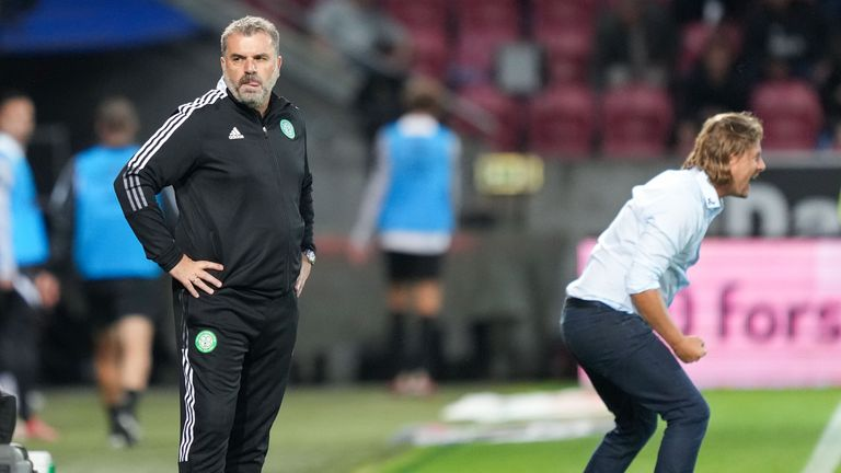 Celtic's Champions League hopes fizzled out in Denmark