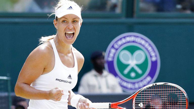 Angelique Kerber upset Serena Williams to win her maiden Wimbledon title in 2018