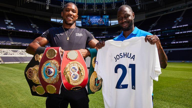 Joshua and King