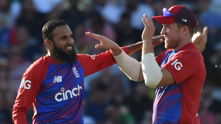 Adil Rashid has joined IPL side Punjab Kings after starring for England's white-ball in recent years