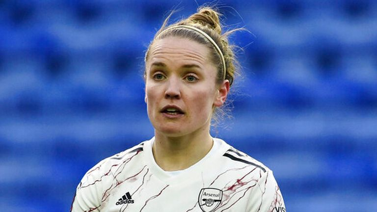 Arsenal's Kim Little is part of Hege Riise's Team GB squad for the Tokyo 2020 Olympic football women's tournament