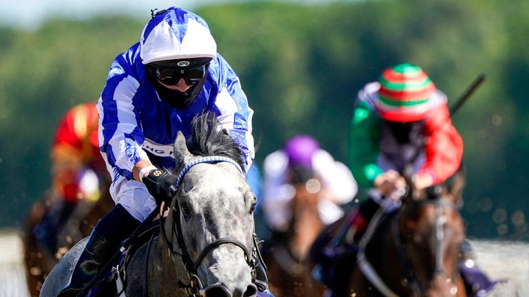 Art Power has contested four Group One races without getting his head in front