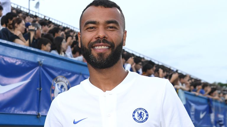 Ashley Cole will balance his England U21 role with coaching duties at Chelsea's academy (Getty)