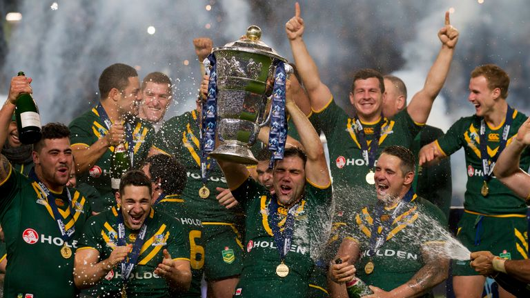 RFL chairman Simon Johnson has branded the decision of Australia and New Zealand to withdraw from the Rugby League World Cup as 'selfish and parochial'. New Zealand Rugby League chief Greg Peters said it was 'too unsafe' amid the pandemic.
