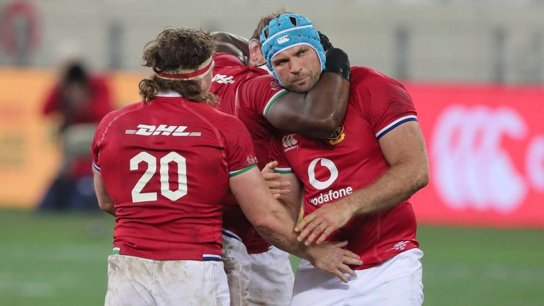 British and Irish Lions: Tadhg Beirne aims to inspire series' first win in South Africa since 1997 |  Rugby Union News