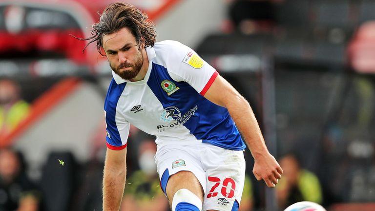 Ben Bretton anotó siete goles con el Blackburn Rovers la temporada pasada antes de viajar a Sudamérica para jugar con Chile.