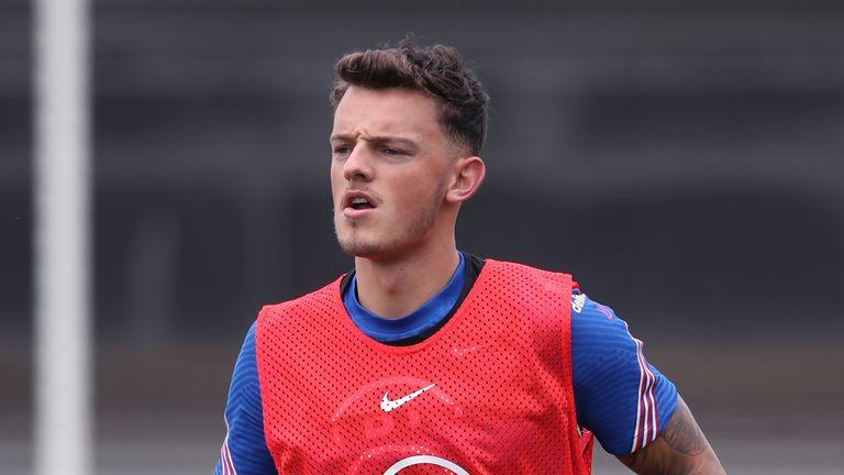 Brighton and England defender Ben White