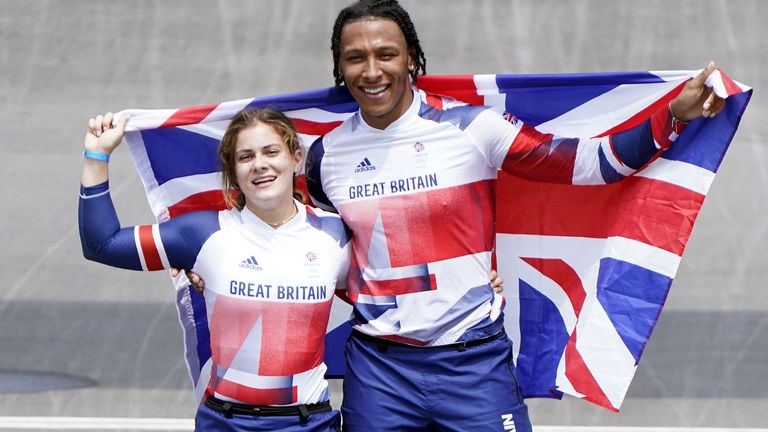 Beth Shriever and Kye Whyte added to the medal haul for Team GB on Friday