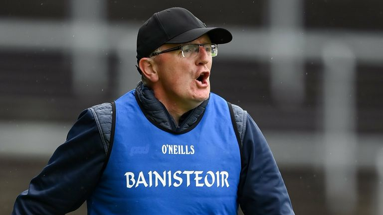 Clare manager Brian Lohan hit out at the decision at full-time