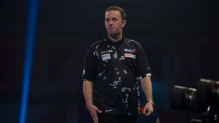 Rydz defeated Premier League champion Jonny Clayton to triumph at Players Championship 2 back in February