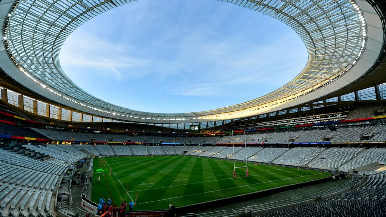All three Tests between the Lions and Springboks will now be staged at Cape Town Stadium, it was confirmed on Tuesday