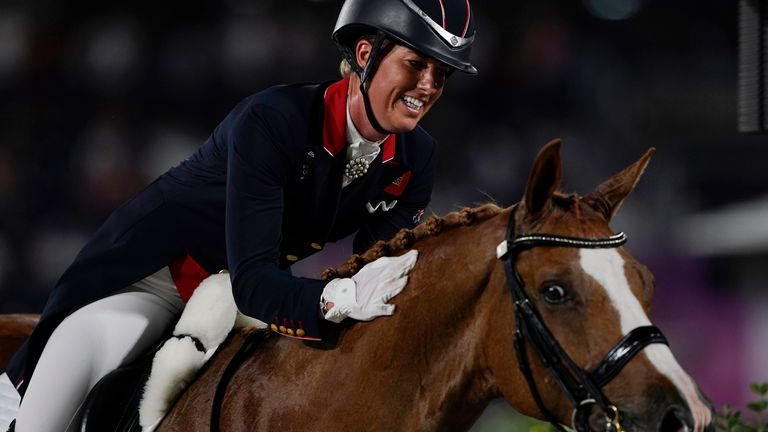 Tokyo 2020 Olympics: Charlotte Dujardin chases historic gold as 23 medal events
