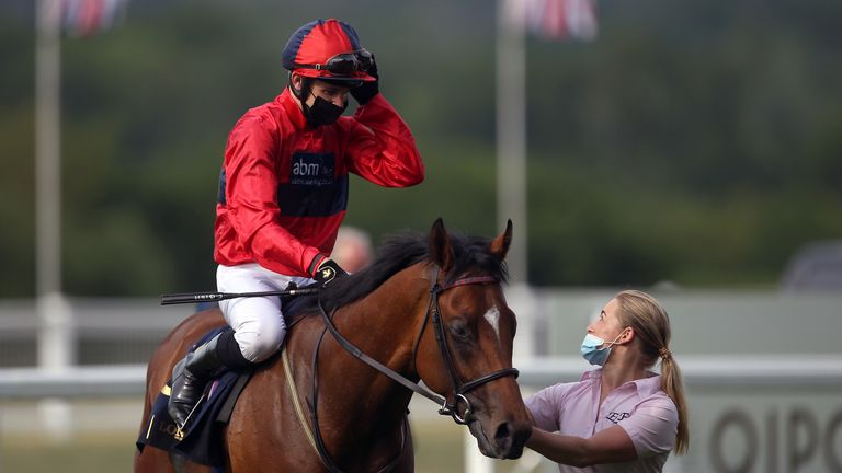 Chipotle has won three of his four career starts including the Listed Windsor Castle Stakes at Royal Ascot last time out