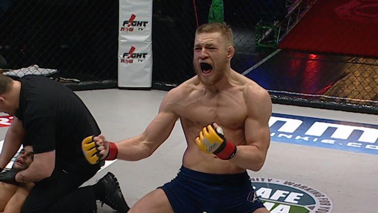 Conor McGregor MMA